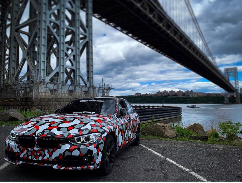 Mark BMW 335i New Jersey