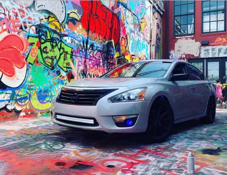Markeez Nissan Altima Maryland