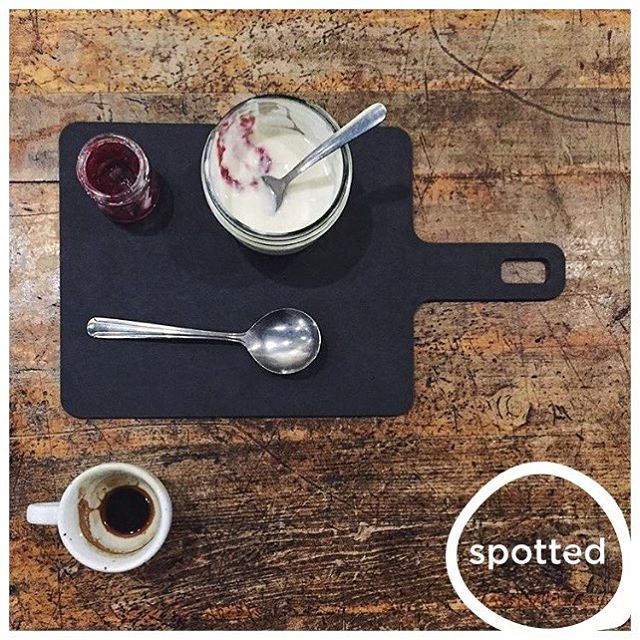 spotted @kopplins #regram #spotted #coffee #yum #yummy #handy #serving