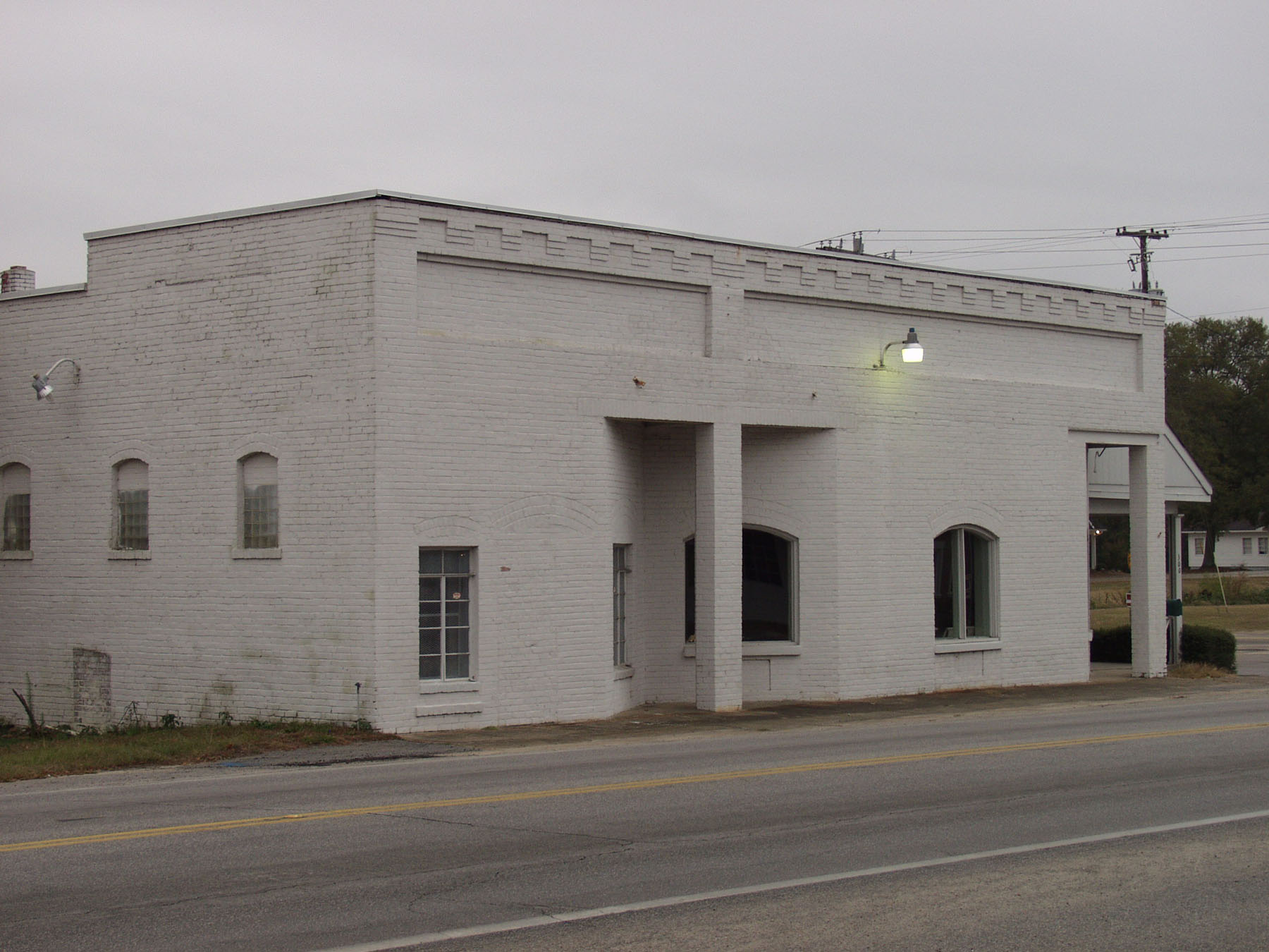 Langford/Wilson Community Store built in 1914.  Photo by Jim McLean