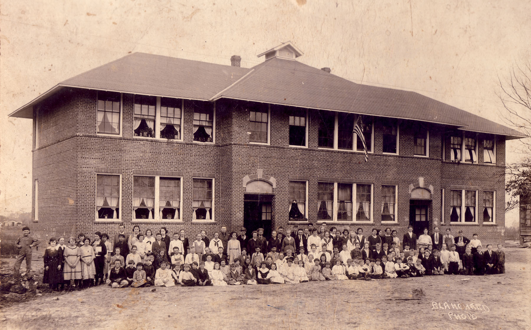 Blythewood School about 1920