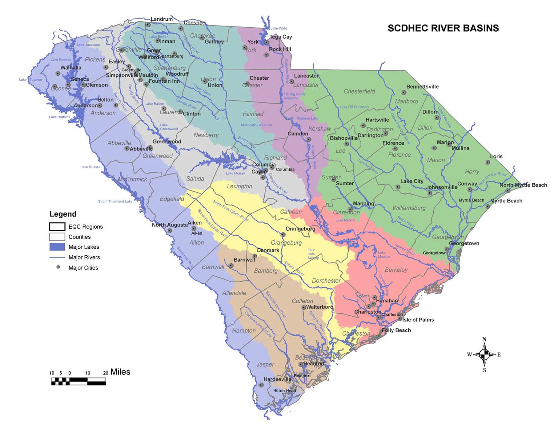 Blythewood watersheds Map.jpg