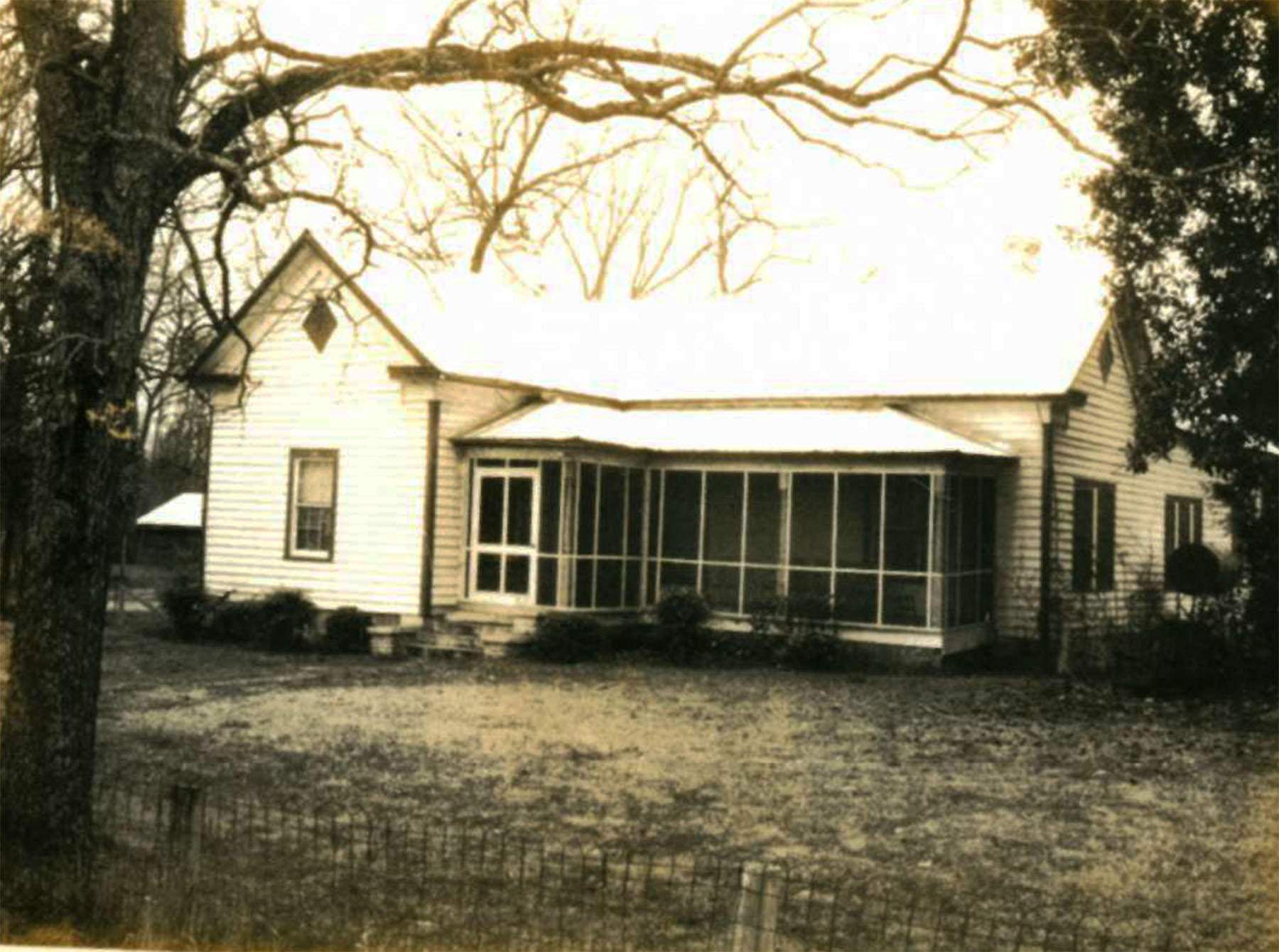 Dr. Michael Langford House.  Source : S.C. Dept of Archives and History.