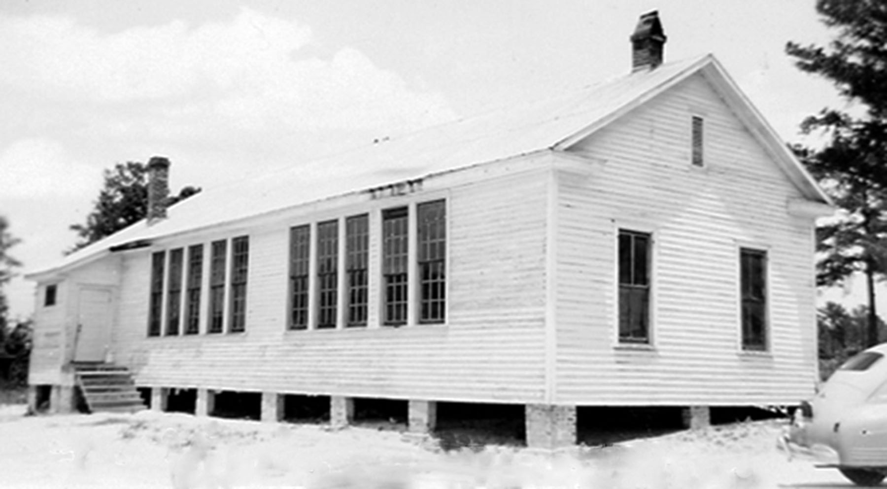 Killian School about 1932.  Photo courtesy of SC Department of Archives and History.
