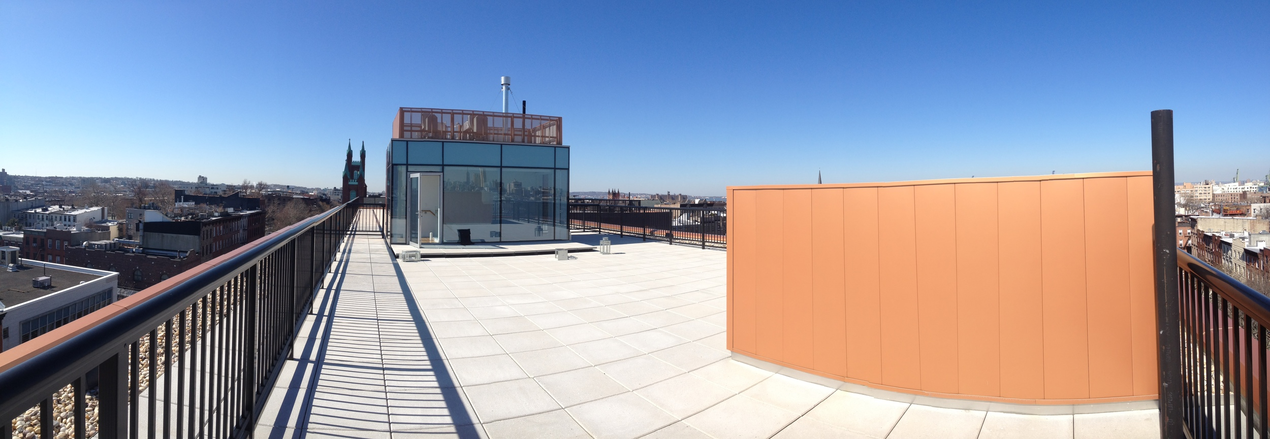 Rooftop Space Before