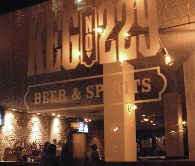 """Open>Bar"" By Alyssa Nordhauser - January 21, 2011"