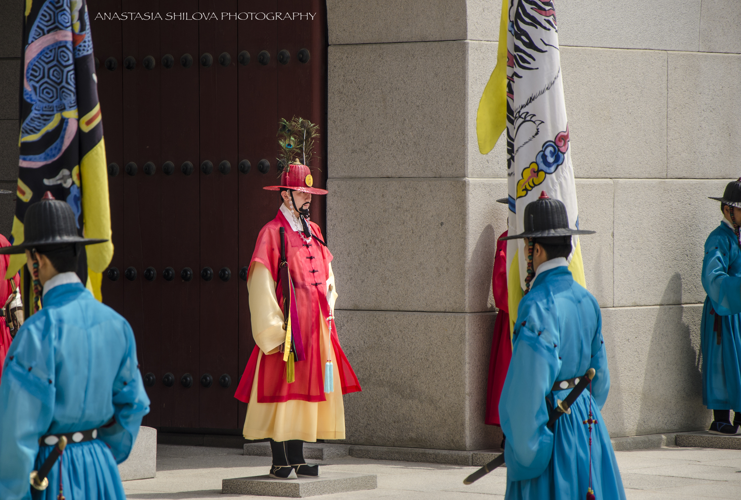 Change Of Temple Guard