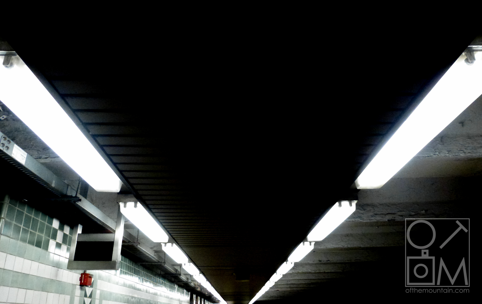 Philly - Cecil B Moore - Subway Lights
