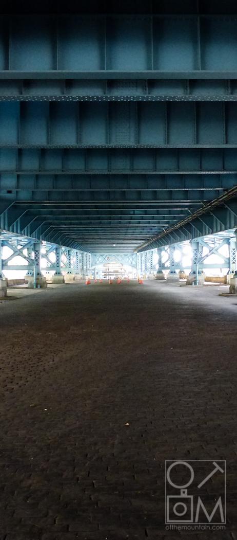 Philly - Old City - BF Bridge 1