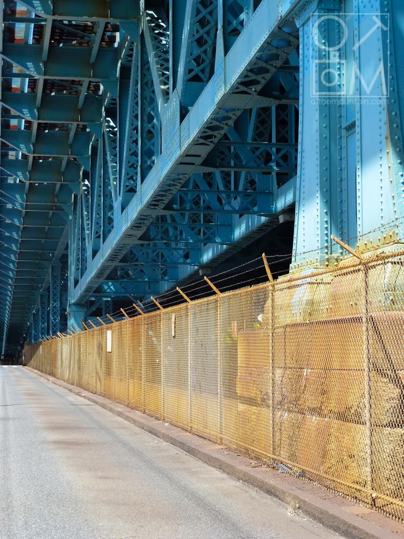 Philly - Old City - BF Bridge 5