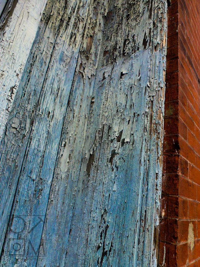 Philly - Spring Garden - Paint & Brick