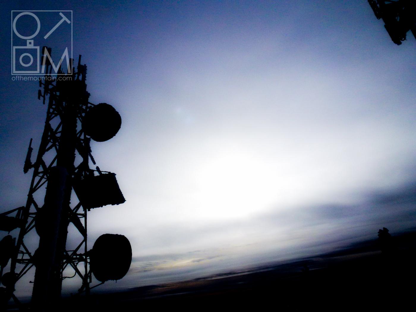 Idaho - Sandpoint - Radio Tower