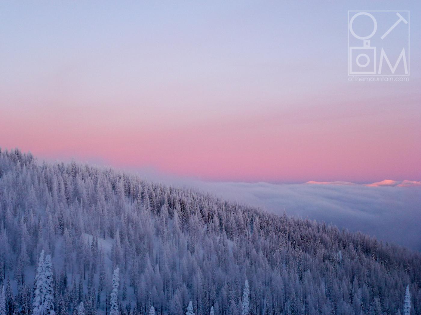 Idaho - Sandpoint - Sunset