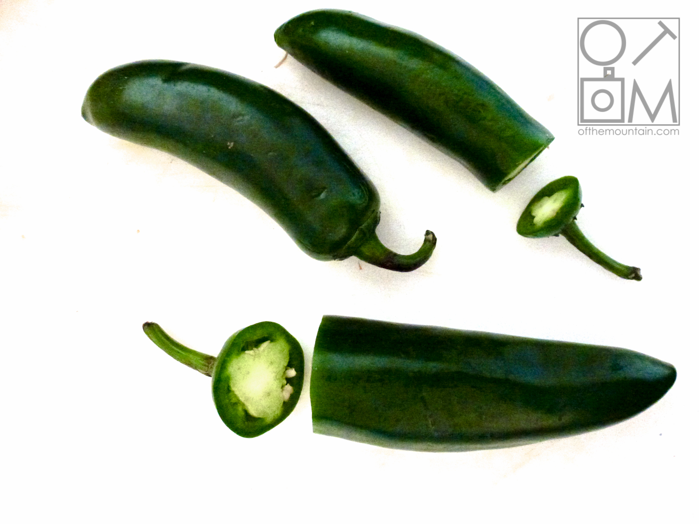 Cooking - Chilis Green