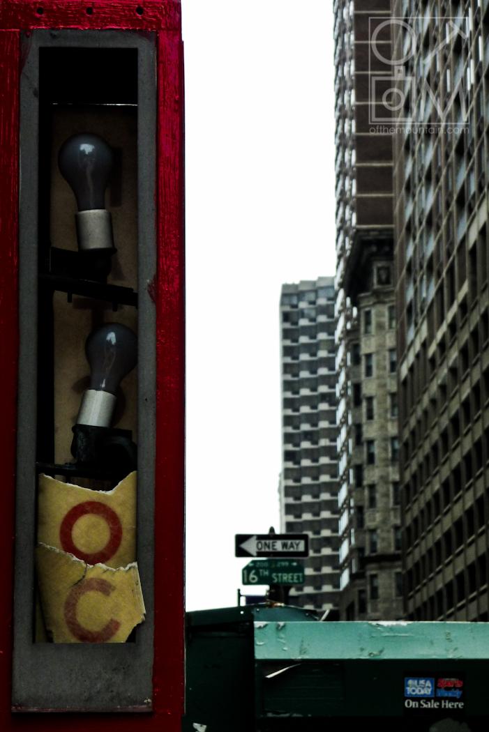 Philly - Center City - Subway Light