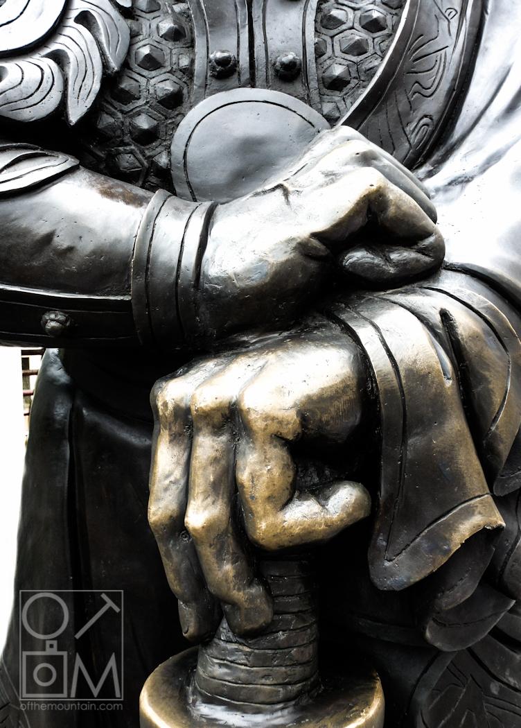 Hong Kong - Kowloon - Hands
