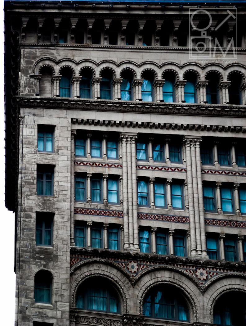Boston - Downtown - Corner Facade