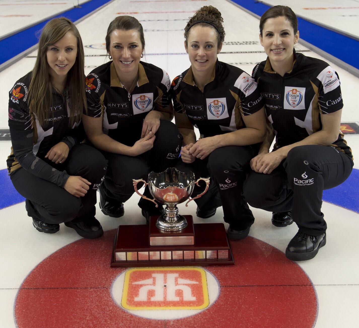 Michael Burns - Curling Canada