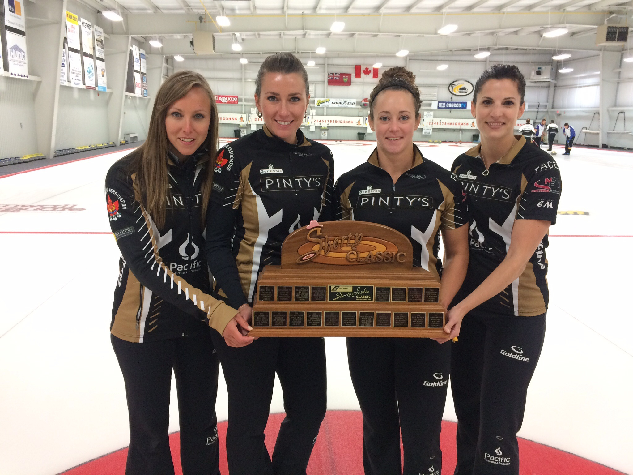 2016 AMJ Campbell Shorty Jenkins Curling Classic