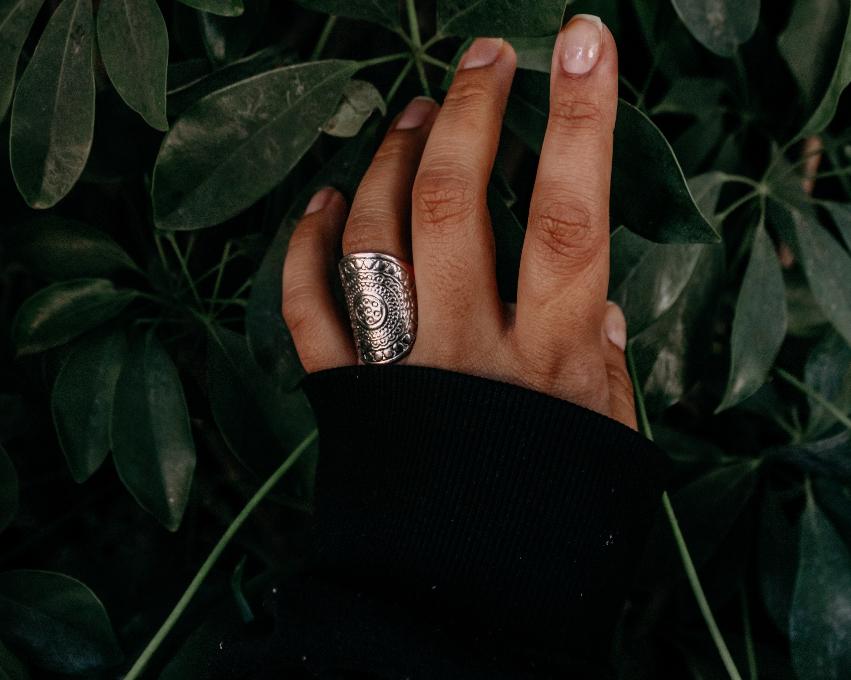 ¿Qué te dijeron en casa sobre morderte las uñas? -