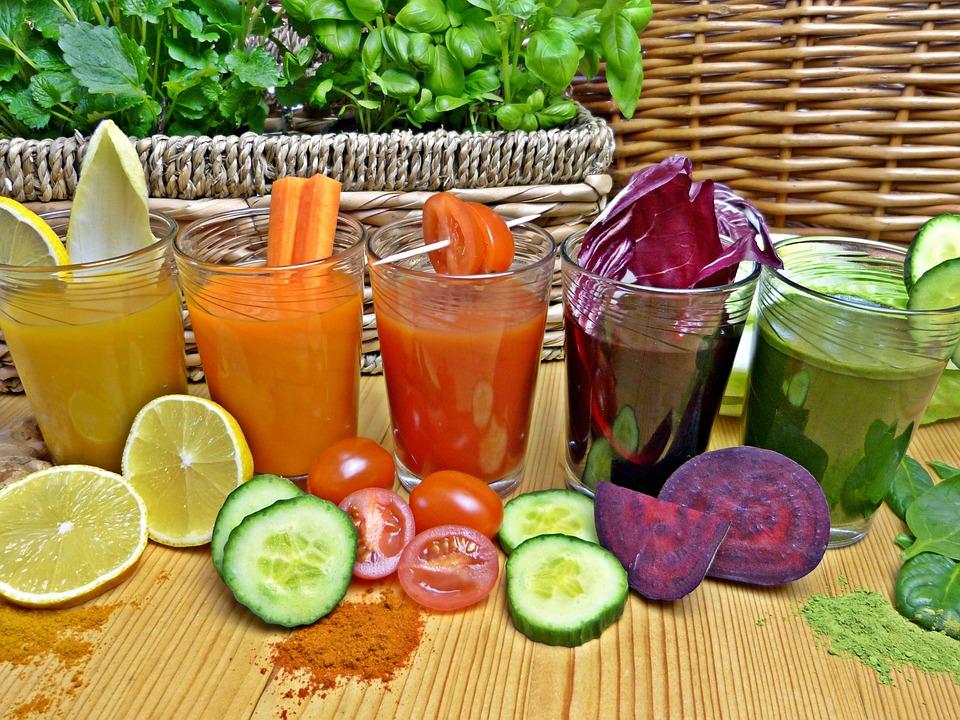 Juices_Colours