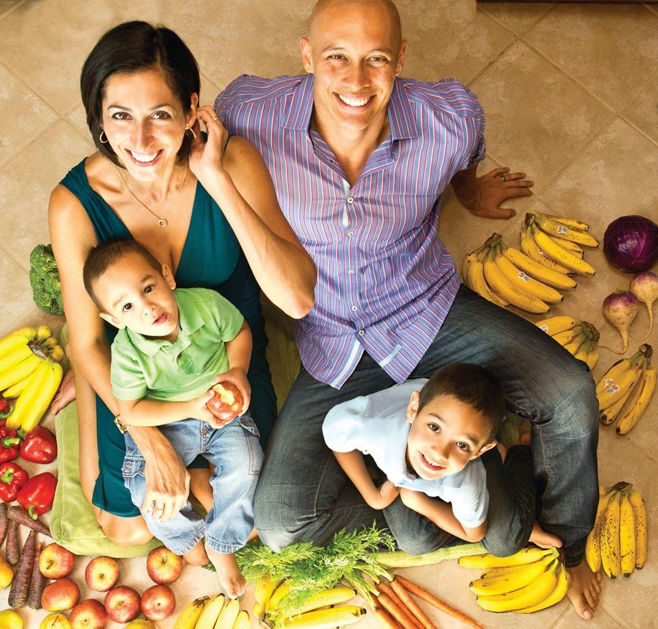 Dr. Brooke Goldner & family