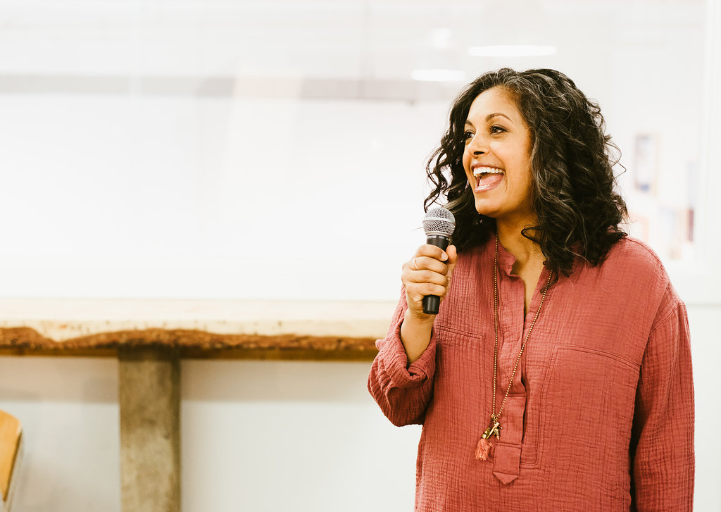 Book Nicolette as a dynamic speaker for your event! -