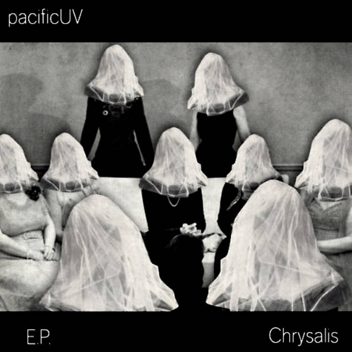"""Chrysalis   In 2011 I was asked to remix the song """"Sunday Night Dream"""" by  Pacific UV  for the release of their EP   Chrysalis  . Vacationing in Hawaii at the time, I utilized previously recorded samples from lap steel guitar and electronics on my laptop to put together the remix in a single day from a cliffside veranda on Kauai overlooking the Pacific Ocean. Not a bad way to do it! The release is an accomplished offering by Pacific UV, which you can hear by clicking the cover above.  Pacific UV remain dear friends as they continue to release one incredible album after another. Check out their newest works at  www.pacificuv.com ."""