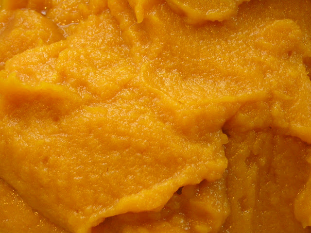 Roasting Whole Squash for DIY Puree by A Life Unprocessed