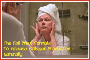 DIY Face-lift. The fail-proof formula for increasing collagen in your skin-naturally by Natural Alternative Therapies