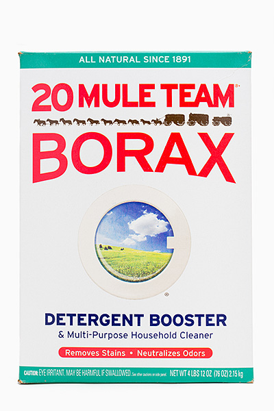 Using Borax on Dingy Whites, Does it work? by Green Idea Reviews