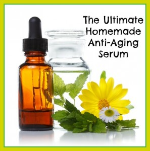 Ultimate Homemade Anti-Aging Serum by Natural Alternative Therapies