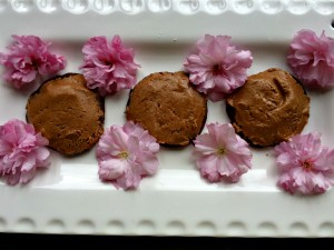 Chocolate Almond Butter Cookies by Nourished Roots