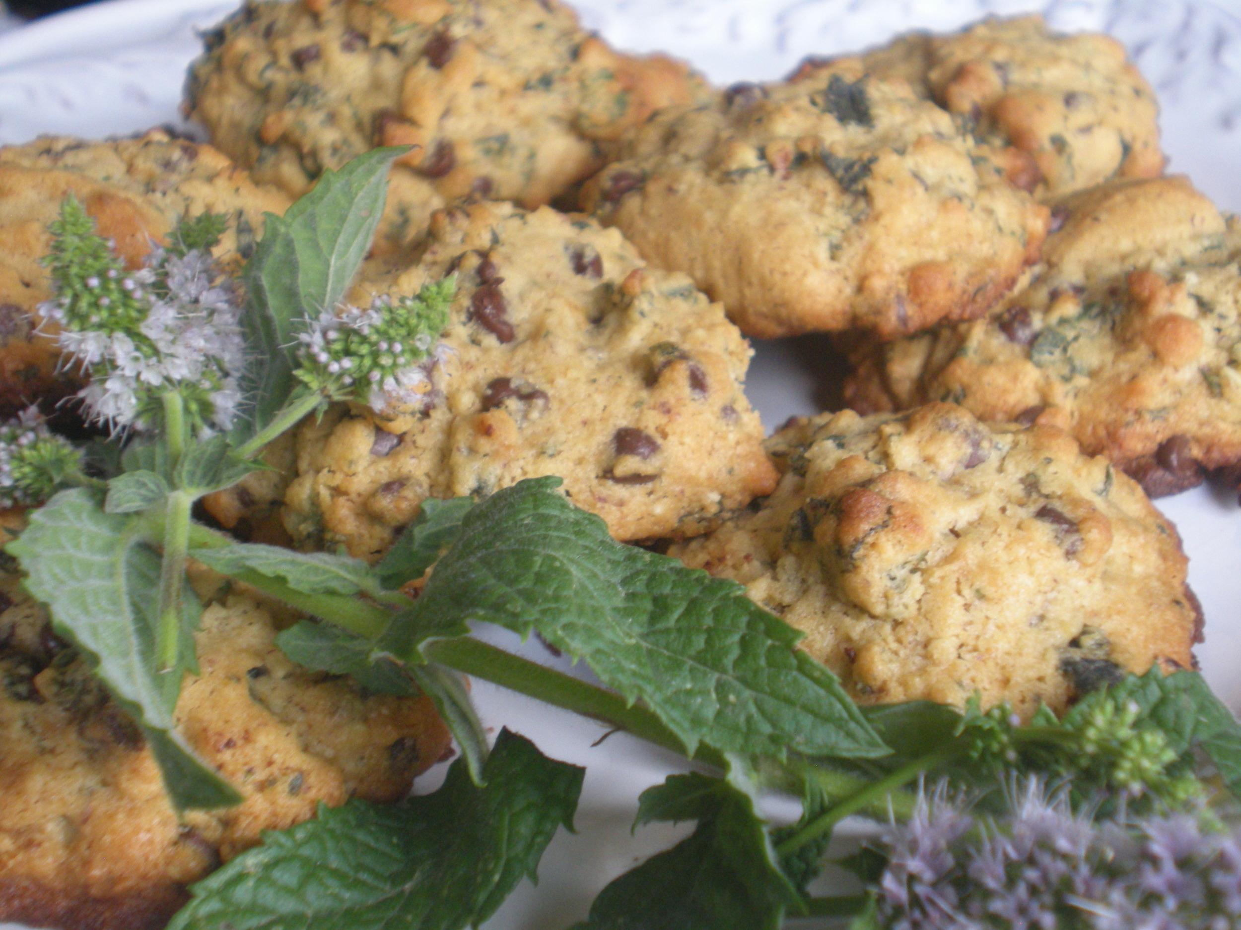 Mint Magic Cookies