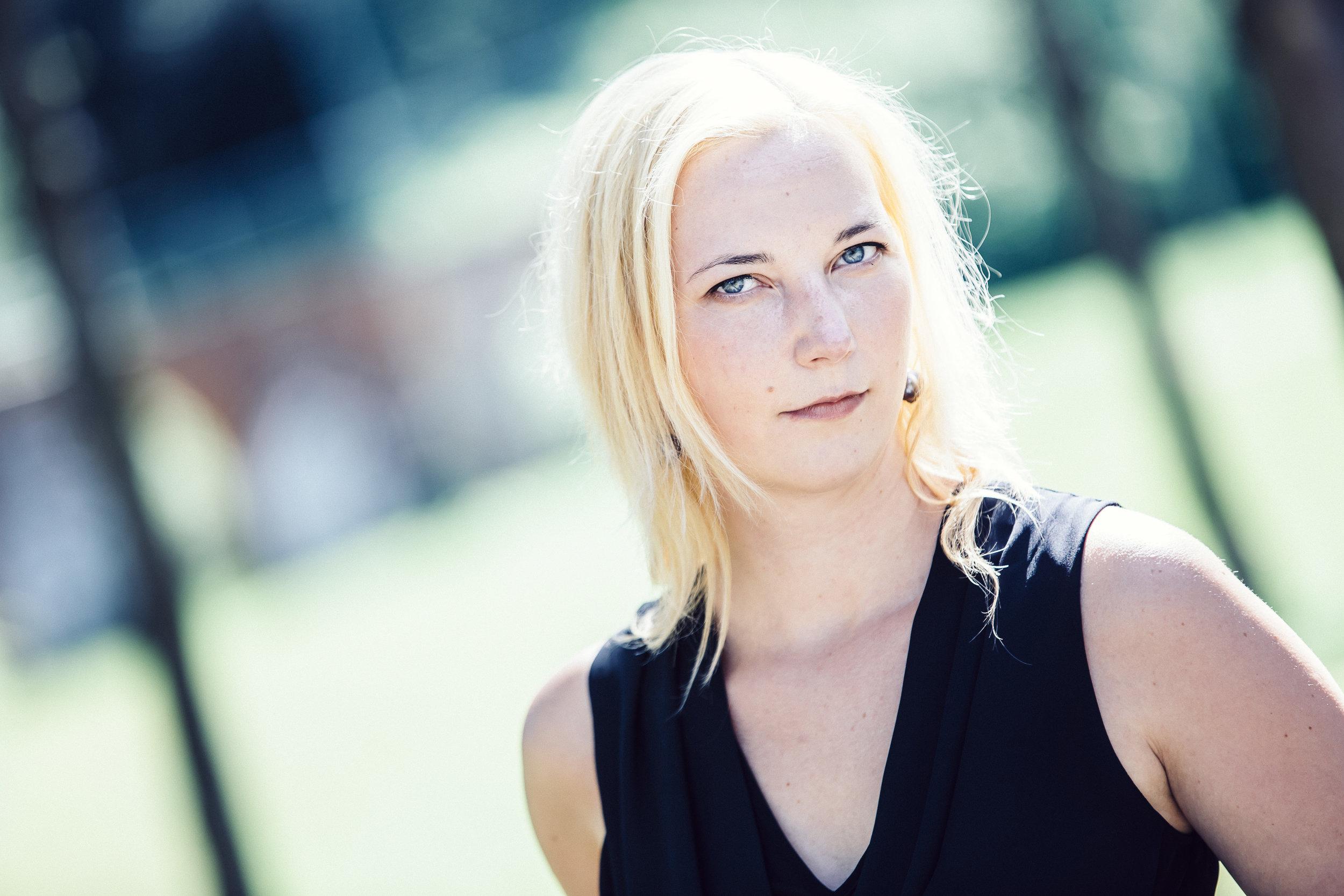 Maija Karklina (c) Marija Kanižaj