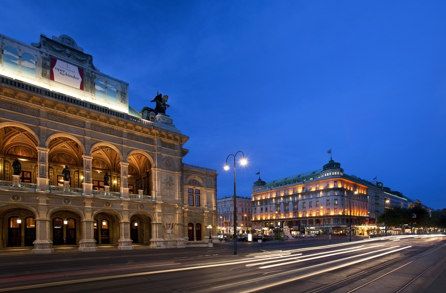 Hotel Bristol Vienna - 2 nights