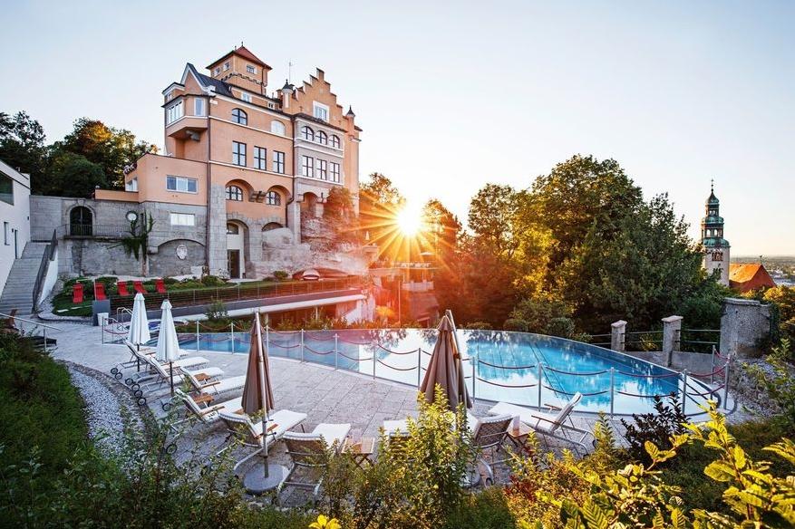 Hotel Schloss Mönchstein Salzburg - 2 nights