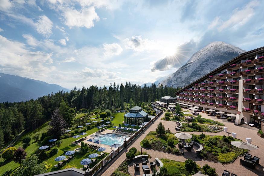 Interalpen-Hotel Tyrol - 2 nights
