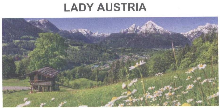 Lady Austria