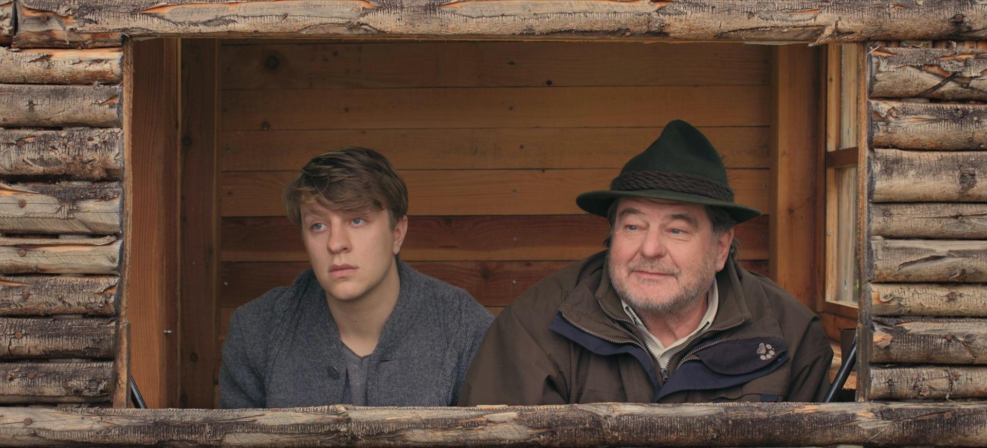 Jungwild / Buck - Austria, 2016, 16 min.Director: Bernhard Wenger