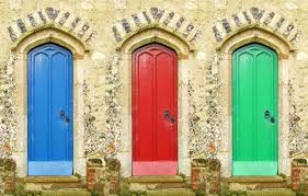 Three Doorways into the Human Being