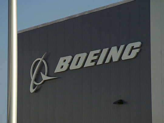 OUR DEEPEST THANKS TO BOEING