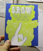 Eleanor's book,  Grow: DIY