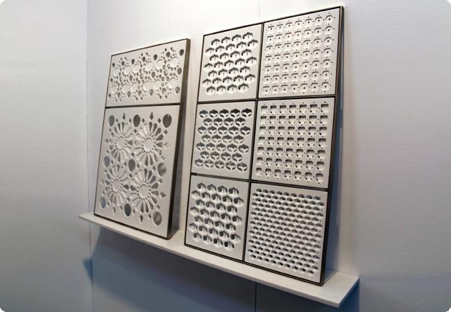 Custom CNC Milled Panels
