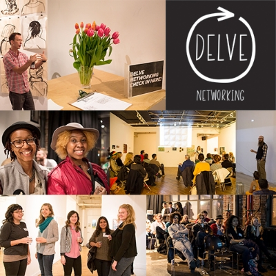 Read about all the past DELVE Networking events  here !