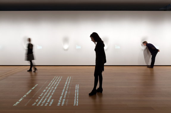 Installation view of The Art of the Scent exhibition at the Museum of Art and Design in New York. (image: Brad Farwell) From this  Smithsonian post .