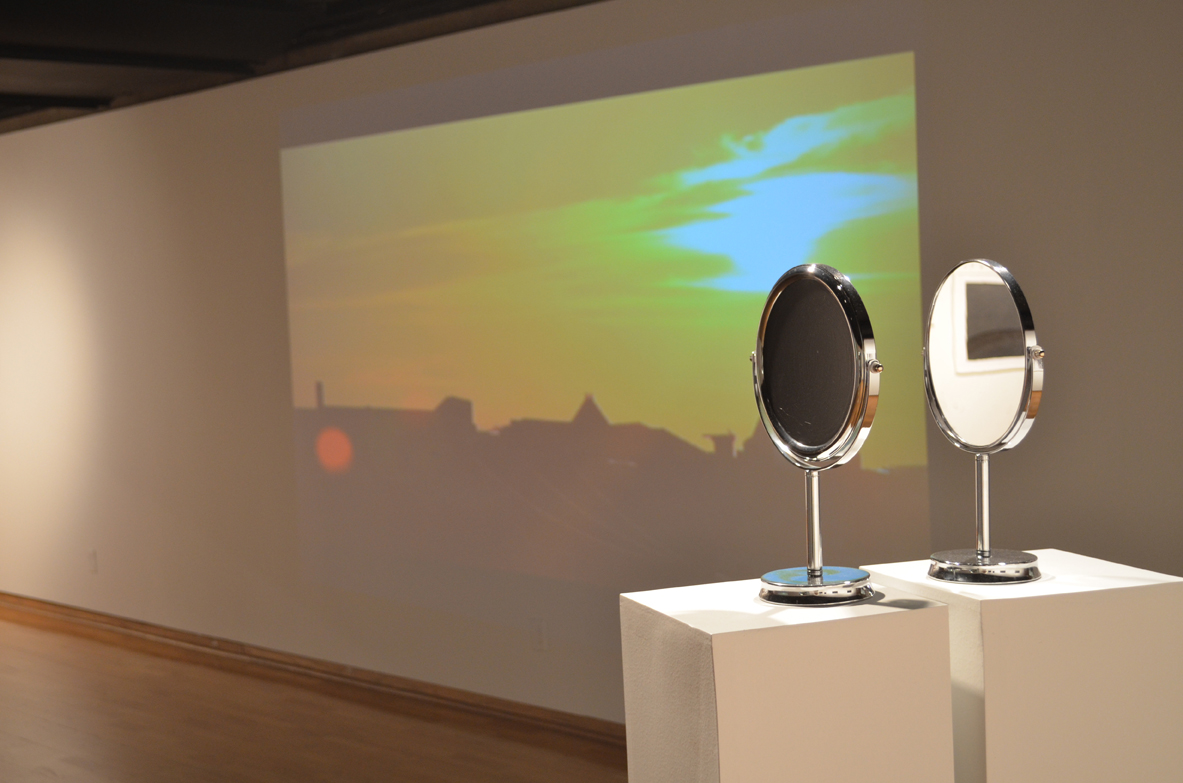 Installation view from a recent exhibition