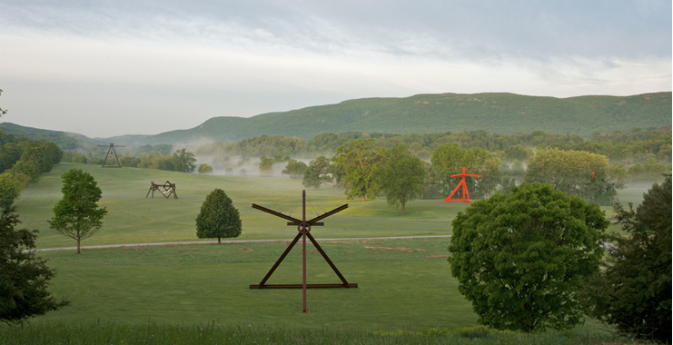 Storm King Arts Center reopens this week. (photo courtesy of  stormking.org )