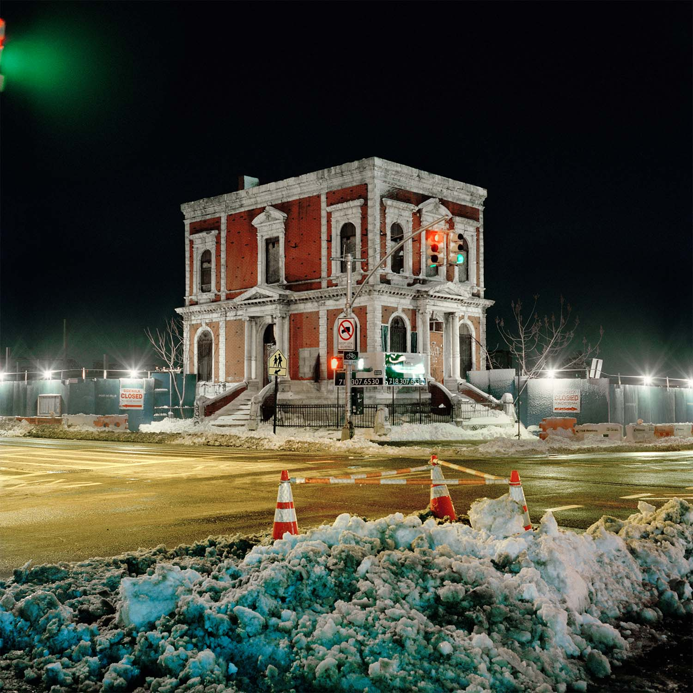 Pilot House by Miska Draskoczy, courtesy of Tepper Takayama Fine Arts