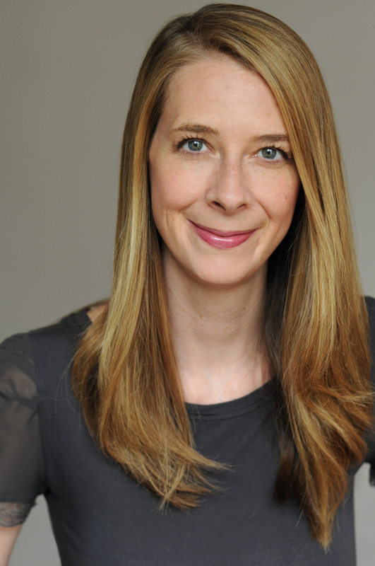 Actor and Comedian,  Dawn Luebbe